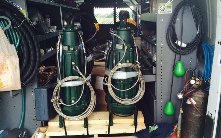 Grinder pump sales, service, and installation